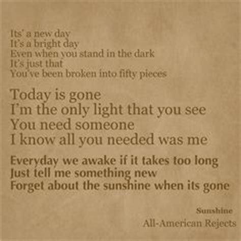 swing swing lyrics all american rejects 1000 images about all american rejects on pinterest