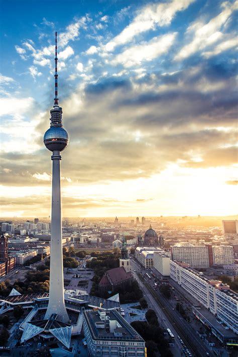 berlin fernsehturm park inn  radisson berlin