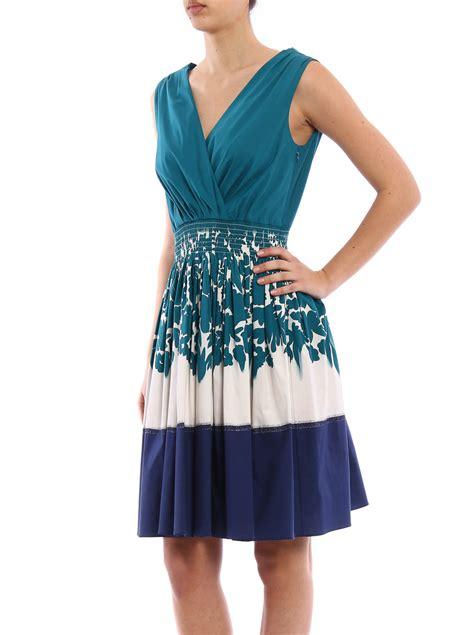 Tq054 Dress Batik Print batik print dress by prada cocktail dresses ikrix