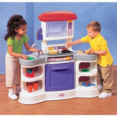 Tikes Wooden Kitchen Best Price by Cookin Sounds Gourmet Kitchen Best Educational Infant