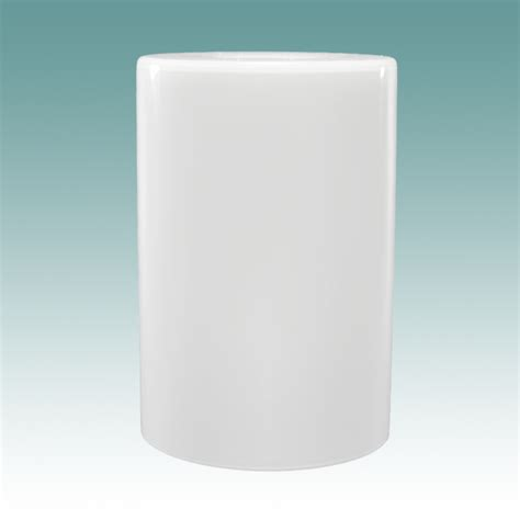Glass L Shades by 7850 S Opal Cylinder Glass Shade Glass Lshades
