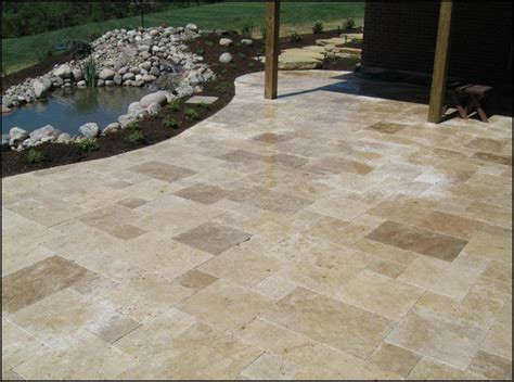 Options For Patio Flooring by Best Ideas About Patio Flooring On Outdoor Flooring