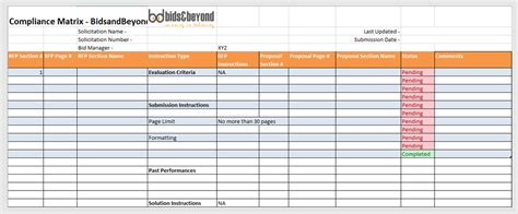 100 software vendor selection criteria template best