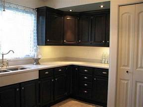 amazing What Kind Of Paint For Kitchen Cabinets #1: Best-Paint-for-Kitchen-Cabinets-with-black-color.jpg