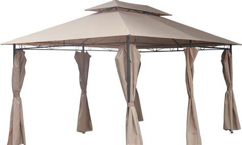 brand new sleepout 3 6m x 2 4m under 10 square meters outdoor foxhunter 3m x 4m x2 6m garden pavilion gazebo shelter