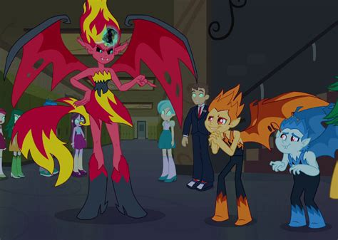 Jaket Anime Iron Flower Hybrid image sss demons eg png my pony friendship is