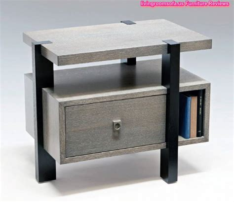 Ideas For Metal Nightstand Design Bedside Tables Nightstands Design Ideas