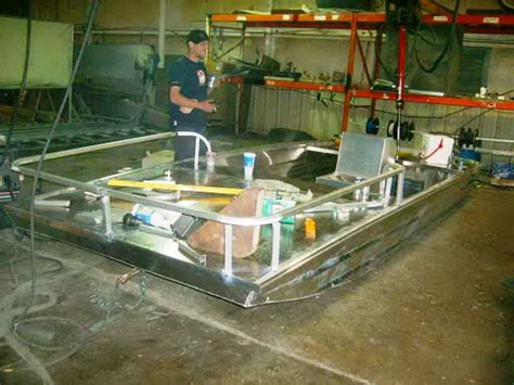 bowfishing boat build the bowfishing madness boat