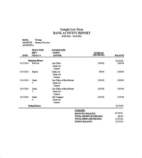 sle invoice law firm attorney invoice template