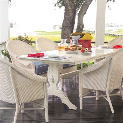 outdoor furniture for your coastal home