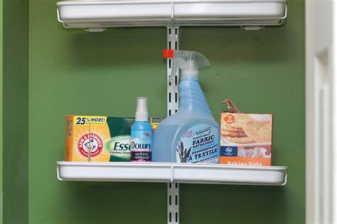 Rubbermaid Pantry Kit by Closet Organization Tips Installing Rubbermaid 174 Fasttrack