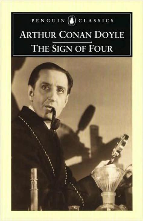 the written world the sign of four by sir arthur conan doyle