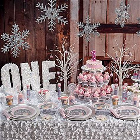 pink winter decorations 17 best ideas about winter birthday on