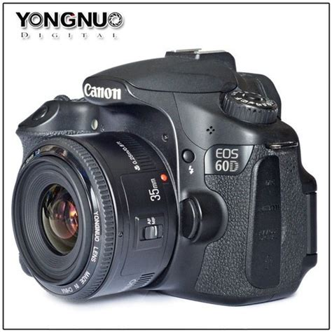 Lensa Wide Canon yongnuo yn 35mm f2 lens wide angle fixed prime auto