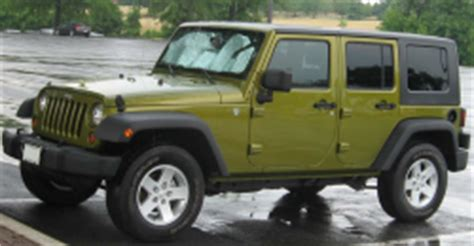 Jeep Wobble Chrysler Warns Drivers About Jeep Wobble