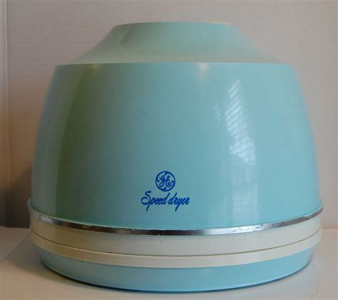 Vintage Hair Dryer Ebay vintage ge portable bonnet style hair dryer cat no f1 hd61