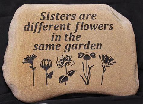 Engraved Rocks For Garden Engraved Rock Custom Garden Stones Gardens Three And