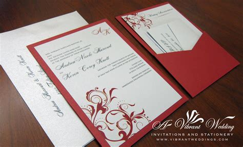 platinum wedding invitations wedding invitations a vibrant wedding