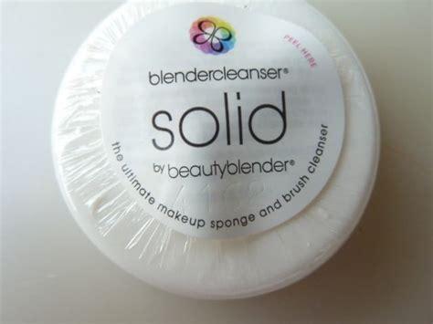 Blender White And Solid Cleanser blender cleanser solid