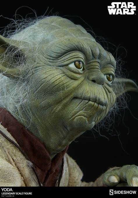 Bandai Wars Yoda wars yoda legendary scale tm figure by sideshow