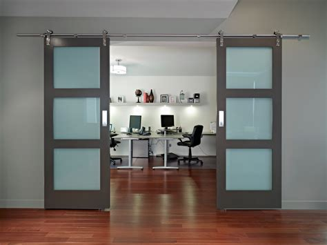 Modern Barn Doors Home Office Contemporary With None 1 Contemporary Barn Door
