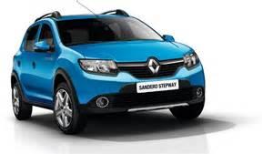 Renault Sandero Stepway Price Renault Sandero Stepway A T 2017 Price In El