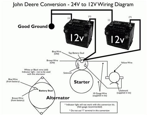 deere 4020 alternator wiring diagram wiring diagram