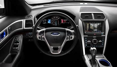 how does cars work 2011 ford explorer instrument cluster 2012 ford explorer news and information conceptcarz com