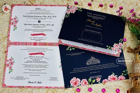 contoh undangan pernikahan terbaik beserta isinya