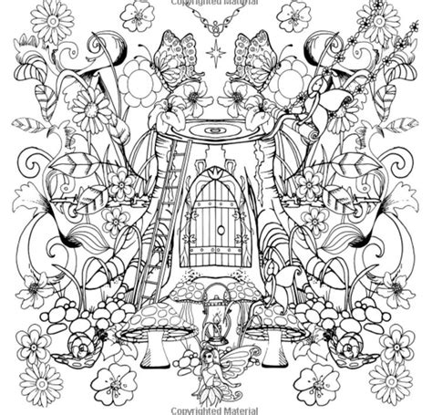inky extreme weirdly wonderful 941 best fairyland to color images on coloring books vintage coloring books and