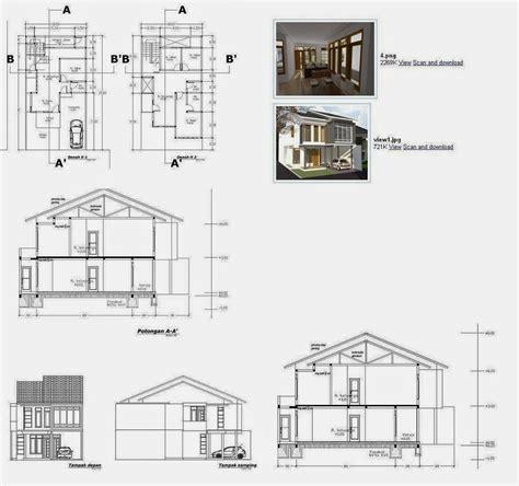 Paket Lengkap Si Tukang Tidur Vol 1 2 3 Toko Adsense denah rumah 2 lantai lengkap dengan tak gambar denah untuk rumah 2 lantai minimalis 2 si