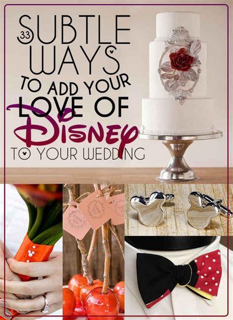 best 25 disney themed weddings ideas on