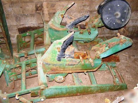 Aftermarket Planter Parts deere 7000 7100 planter row unit parts