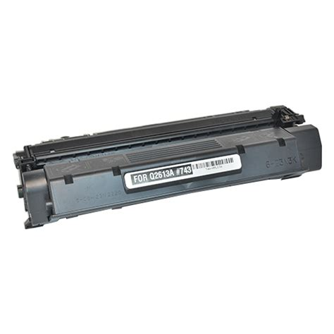 Toner Q2613a hp q2613a black laser toner cartridge colortonerexpert