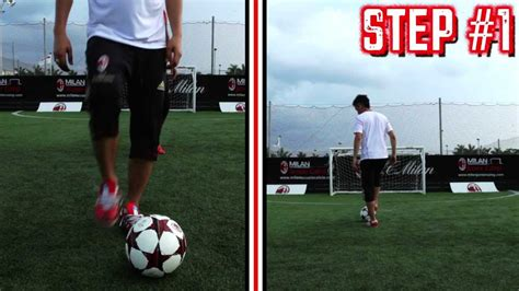 skill football freestyle tutorial episode 14 ac milan freestyle football skills tutorials