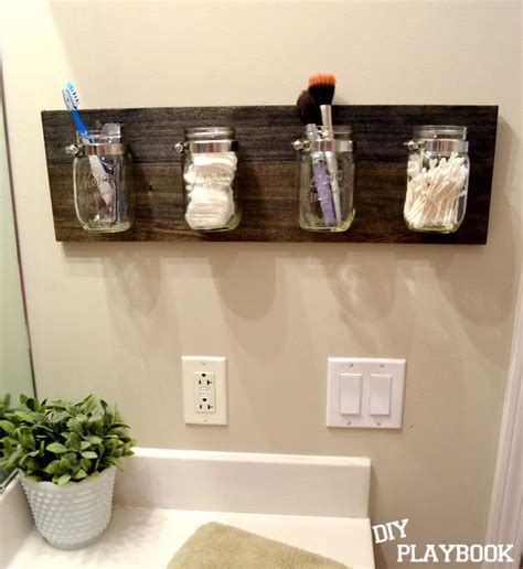how to create a jar organizer home is where the