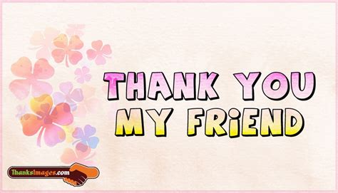 And Friends Thank You Cards