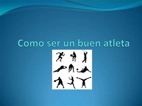 libro cmo convertir un buen como ser un buen atleta