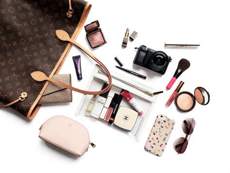 Inside My Makeup Bag 3 by 7 Essentials Every Should In Purse