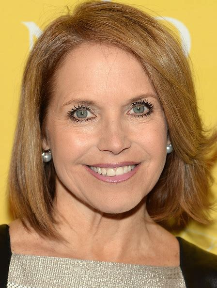 katie couric hairstyles 2014 katie couric bob hairstyle
