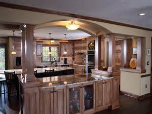 kitchen islands with columns and arches kitchens island amp flickr photo sharing