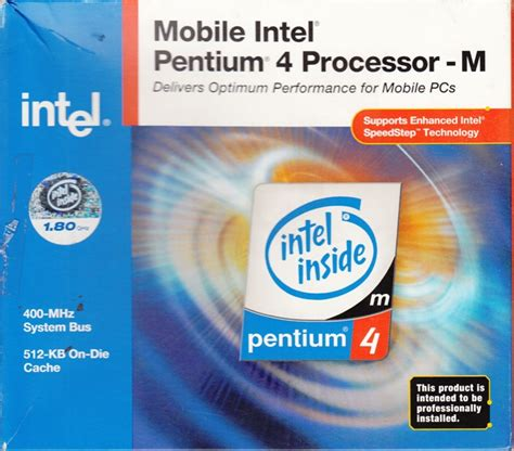 pentium 4 mobile intel pentium 4 m mobile 1 80ghz 400fsb 512k cache socket