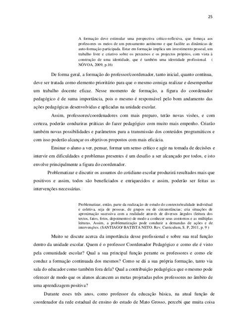 O COORDENADOR PEDAGÓGICO ENQUANTO GESTOR EDUCACIONAL