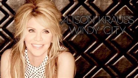 alison krauss windy city album alison krauss cd windy city cd bear family records