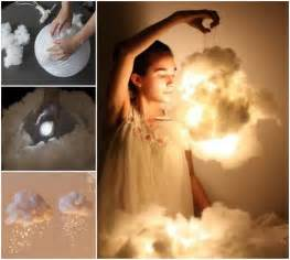 light diy wonderful diy beautiful cloud lights decoration
