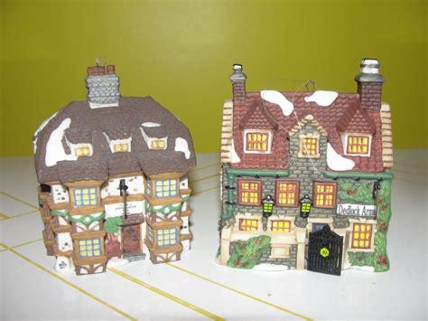 dept 56 dickens village a christmas carol christmas