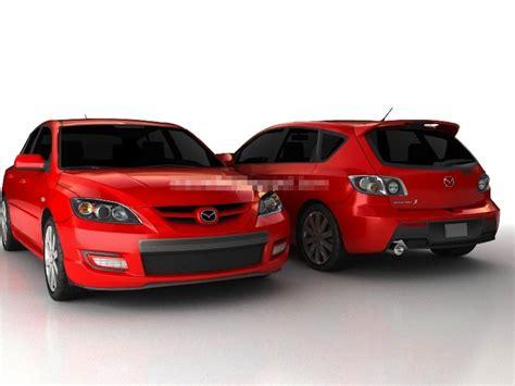 mazda 3 hatchback models mazda 3 hatchback 3d model free 3d models