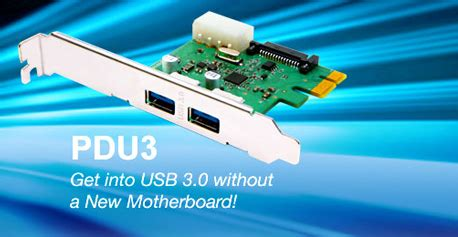 Pdu3 Usb 3 0 Expansion Card Untuk Pc transcend usb 3 0 dual expansion card pci express