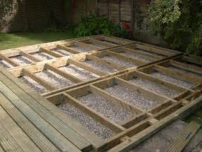 How To Build A Simple Shed Foundation by Home Decking Ideas Sun Deck In Berden