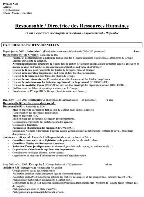Cv Par Competences Exemples Gratuit by Cv Par Comp 233 Tences Les Erreurs 224 Ne Pas Faire